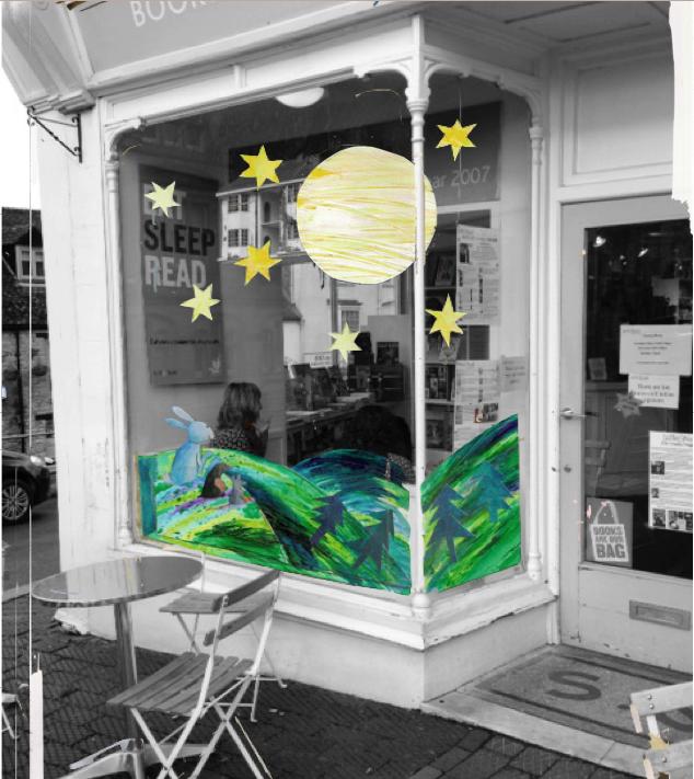 Bookshop window copy