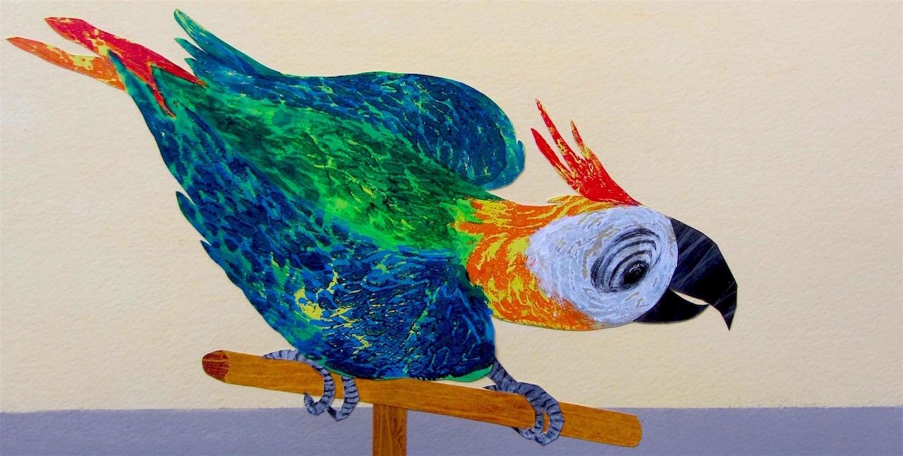 5.Parrot