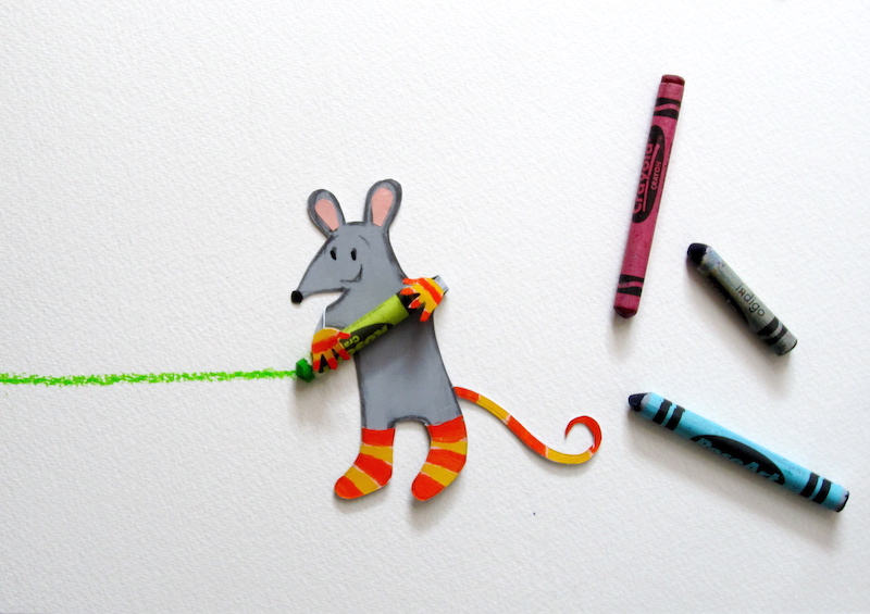 12. Little Mouse