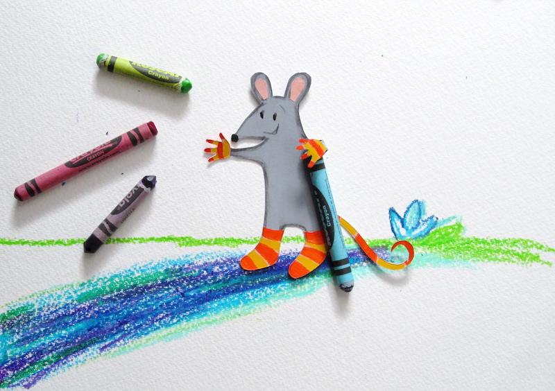 13. Little Mouse