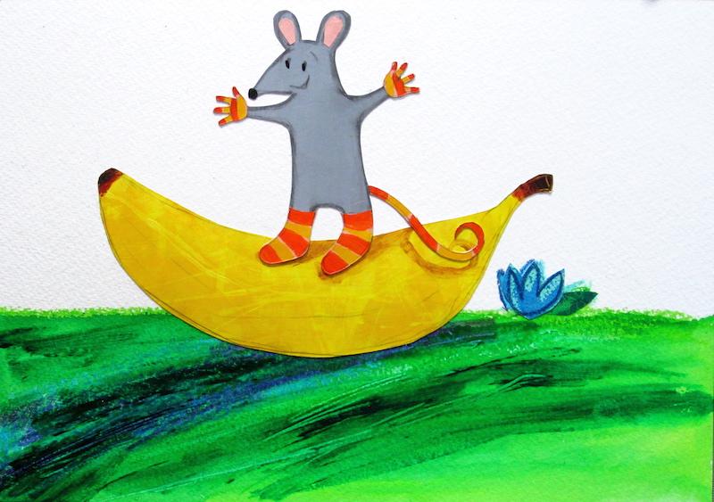 18. Little Mouse
