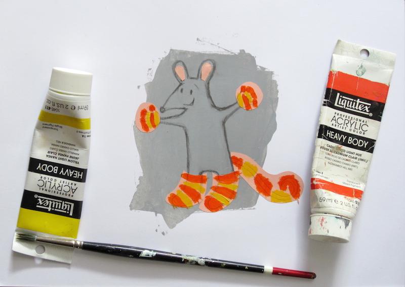 9. Little Mouse